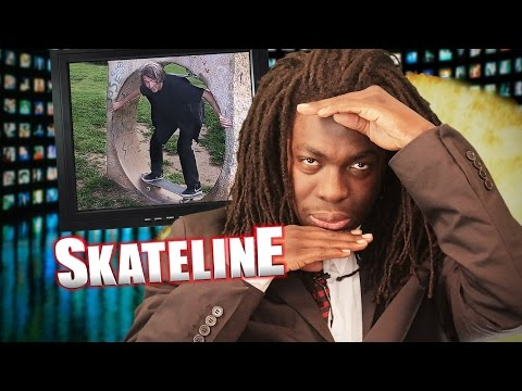 SKATELINE - Kyle Walker, Ishod Wair, Kenny Anderson, Raven Tershy Hill Bomb & More