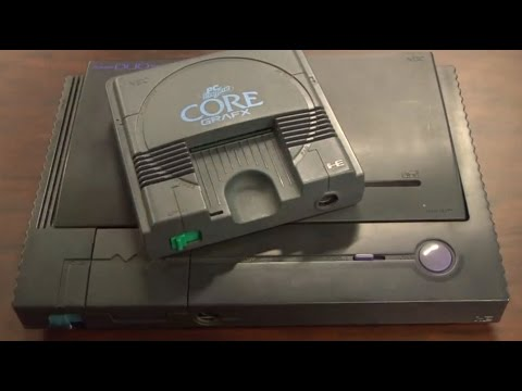 Classic Game Room - PC-ENGINE TURBO DUO console review