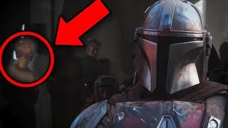 Star Wars MANDALORIAN Trailer Breakdown! Easter Eggs & Details You Missed!
