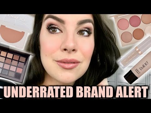 UNDERRATED BRAND ALERT: Doll 10 Beauty   Full Face Look & Reviews