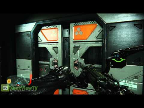 Crysis 3 | First Interactive DEMO Walkthrough on XBOX 360 (Deutsche Untertitel) | E3 2012 | FULL HD