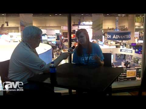 InfoComm 2015: Joel Rollins Interviews rAVe Reporter Leah McCann About Her InfoComm Experience