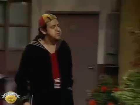Señor barriga  y kiko  don ramón y el chavo jajajaja  jajajaj