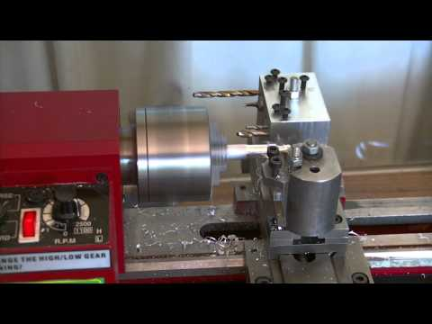 Home Brew CNC Lathe