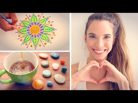 HOW I REDUCE ANXIETY & RELAX NATURALLY!