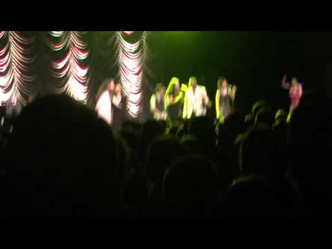 "Post Modern Jukebox Birmingham 2016- Finale ""Such Great Heights"" pmjtour"