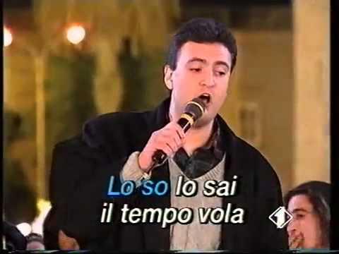 SCIACCA 1995 Karaoke con Fiorellino e Antonella Elia
