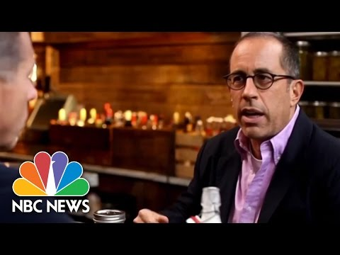 Jerry Seinfeld Interview: Behind His Web Series | NBC News