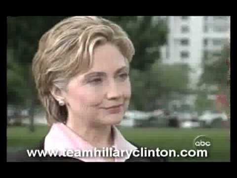 100% RARE - THE VERY BEST INTERVIEW OF HILLARY RODHAM CLINTON 'S CAREER