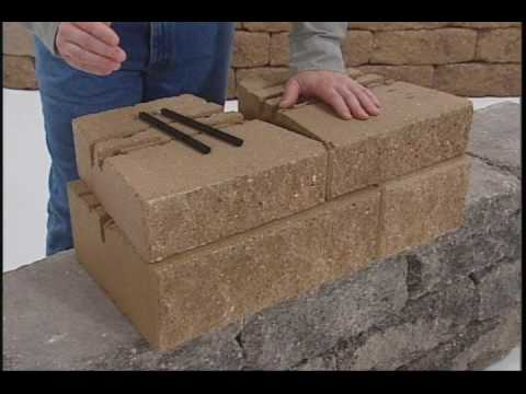 Cutting Retaining Wall Cap Block How To Save Money And