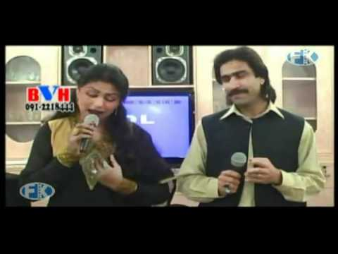Song 9-mera Yaar Gulaab Hai Meri-new Songs Of Asma Lata And Zaman Zaheer-'sta Pa Wafa Mee Qasam' video