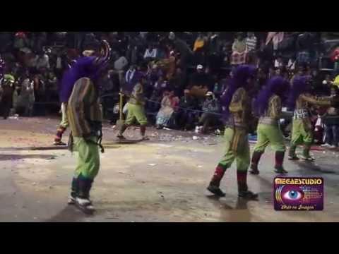 Carnaval de Oruro 2015 Decimo Octava Parte Wititis - Tinkus Huajchas