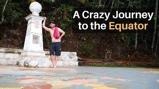 A Crazy Journey to the EQUATOR (in São Tomé)
