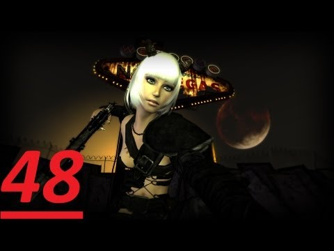 Lets Play FallOut New Vegas EP48  gREEN MEN