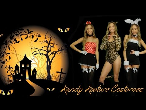 Halloween Costume Review: Kandy Kouture Sexy Costumes with Ears