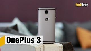 OnePlus 3 — обзор смартфона, третьей версии «убийцы флагманов»