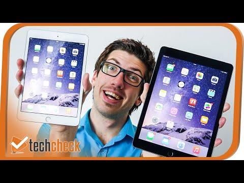 """""""iPad Air 2 & iPad Mini 3 - Techcheck - 4K"""