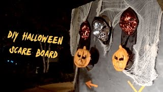 HALLOWEEN PRANK BOARD - HOW TO PRANKS