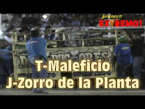 Los Destructores en Zumpango del Rio 2013 Joel de Chaucingo vs el Volcan