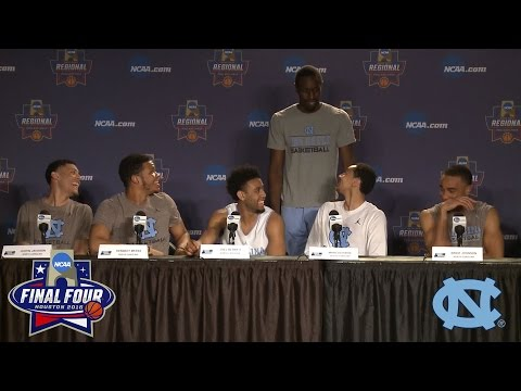 UNC's Theo Pinson Crashes Tar Heels' Press Conference
