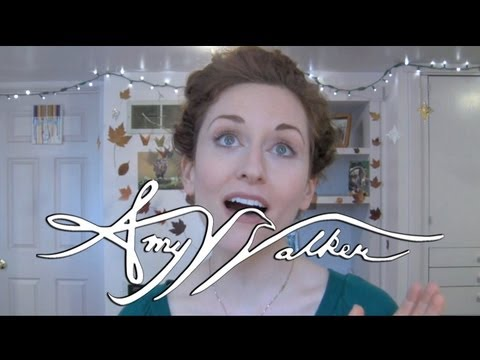 Jolly Holiday - Mary Poppins impressions - Disney | Amy Walker