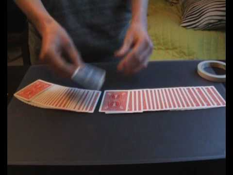 Color Changing Card (magic trick revealed)