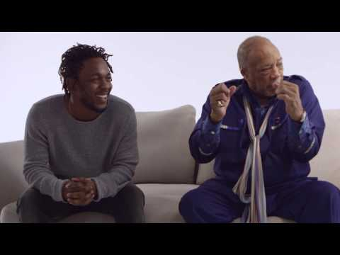 HYPETRAK Magazine Volume 2: Kendrick Lamar Meets Quincy Jones