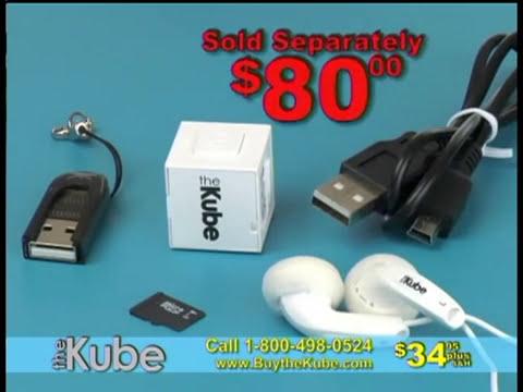 theKube MP3 Player