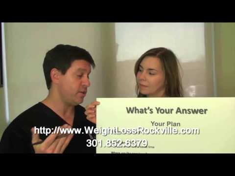 Rockville Chiropractors WeightLoss Program Before & After Pics
