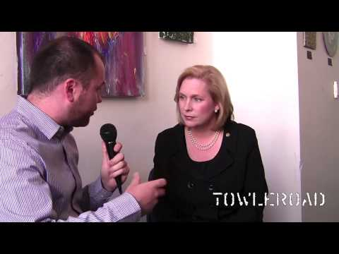 Interview with U.S. Senator Kirsten Gillibrand (D-NY) - Towleroad.com