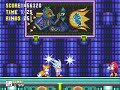 Youtube Thumbnail Sonic 3 & Knuckles Part 11: Hidden Palace Zone (Hyper Sonic & Tails)