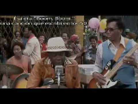 ♫ John Lee Hooker - Blues Brothers - Boom Boom Boom Music Videos