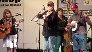 Cabin Creek Boy - Lost Indian & Whoa Mule (2nd Place Old Time Band)