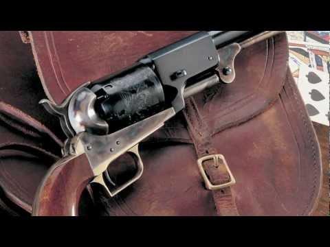 Uberti 1848 Dragoon Black Powder Revolver