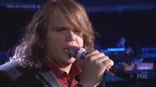 Caleb Johnson Kills Dream On At American Idol 13