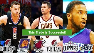 NBA Trade Machine: Danilo Gallinari, Kevin Love, MKG