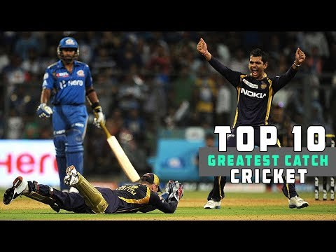 TOP 10 Greatest Catch In Cricket History #IPLT20