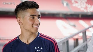AJAX TALENT NACI UNUVAR | TOUZANI TV