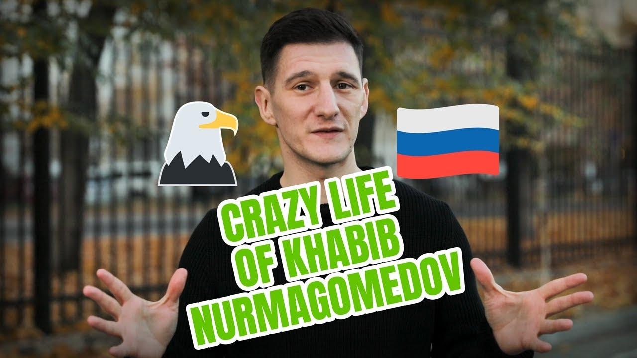 It's been a mad week for Khabib Nurmagomedov