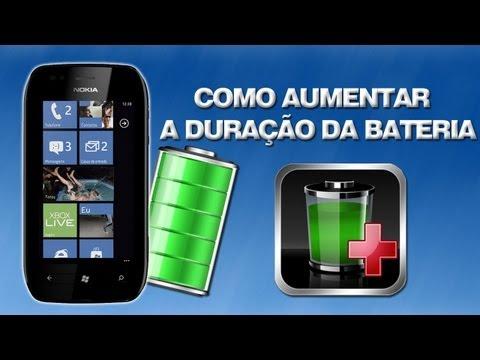 Dicas para a bateria do Lumia 710