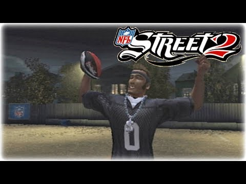 NFL Street 2 Playstation 2 Walkthrough Part 2 - Owning The Street!
