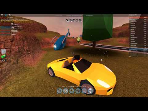 Roblox: JailBreak: How to find the new convertible car