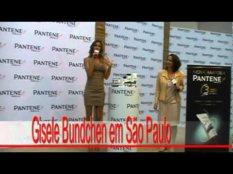 Gisele Bundchen pantene video.mpg