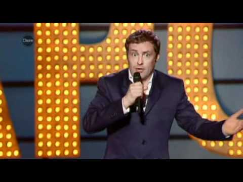 Ardal O'Hanlon Live At The Apollo Part 1