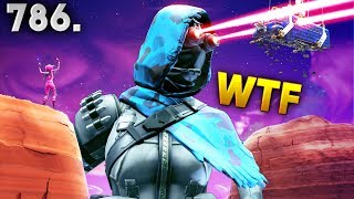 Fortnite Funny WTF Fails and Daily Best Moments Ep.786