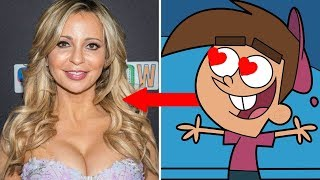 Top 10 HOTTEST Cartoon, Anime & Video Game Voice Actors