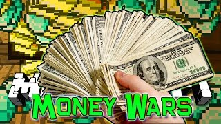 "Minecraft: ""BUSINESS DEAL: DIAMONDS = LIFE"" MONEY WARS #18 (Epic Mini-Game)"