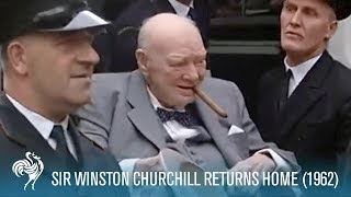 Sir Winston Back Home (1962)