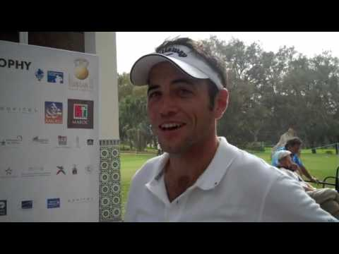BMW International Open Winner 2009 Nick Dougherty