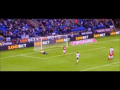 Lewis Mcgugan Free Kick Watford Lewis Mcgugan New Watford